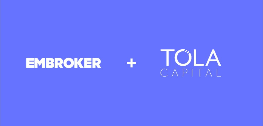 embroker and tola capital